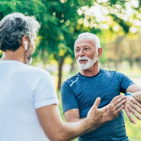 HORMONE REPLACEMENT THERAPY FOR MEN IN TOMBALL, TEXAS