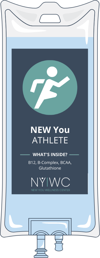 NEW You ATHELETE IV Therapy